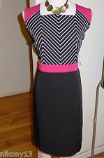 NWT  Designer Voir Voir Career Work dress, 16