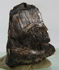 29 CARATS TANTALITE & CALCITE CRYSTAL FROM AFGHANISTAN, (C-100),