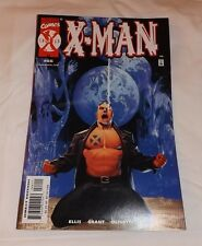 x-man Vol.1 No.66 Near Mint Marvel Comic Direct Edition August 2000 X Man