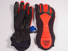 New Reusch Ski Gloves Light Protection Leather Palm  Medium (8.5) #2687128 Lazer