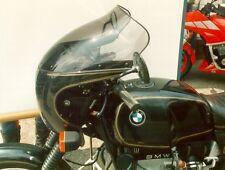 BMW R90S Cabina Cristal Protector T touringscreen Negro parabrisas cristal ABE