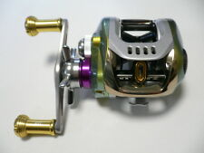 Megabass Daiwa TD-Z TD ITO 103M Right Handle Baitcasting Reel Excellent Minus