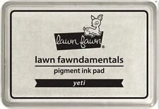 "Lawn Fawn  ""Fawndamentals"" Pigment Ink Pad ~ YETI  White ~ Card Making  ~LF1003"