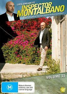 Inspector Montalbano: Volume 11 DVD R4 New Sealed