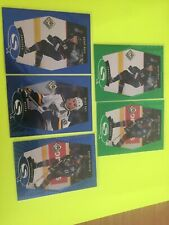 Lot Of 5 Starquest Green Blue 98-99 UD Choice Bure Hull Forsberg 🔥🔥🔥