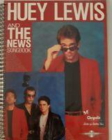 HUEY LEWIS GUITAR TAB / TABLATURE /  HUEY LEWIS  & THE NEWS GUITAR SONGBOOK