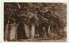 Devon Postcard - The Dripping Well - Barnstaple - Real Photograph   U1471
