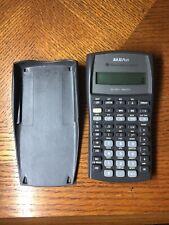 New ListingTexas Instruments Ba Ii Plus Professional Financial Calculator + Cover