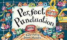 Good, The Perfect (Pop-Up) Punctuation Book, Petty, Kate, Book