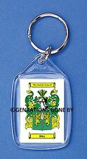 RILEY (IRISH) COAT OF ARMS KEY RING