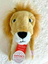 Daphne's Lion Headcover Driver Golf Head Cover New With Tag