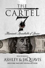 The Cartel 7 Illuminati Paperback Book by Ashley and & JaQuavis Coleman NEW