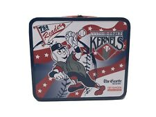 Cedar Rapids Kernels - Metal Lunchbox - Minnesota Twins/Los Angeles Angels