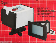 Vintage Ambico V-0655 Complete Video Transfer System New In Box Made In Japan