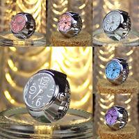 Ladies Bangle Watches Stainless Steel Dial Creative Quartz Women Wrist Watch New