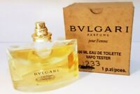 Bvlgari Pour Femme by Bvlgari 3.4oz / 100ml Women's Eau de Toilette discontinued