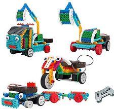 Top Race ® Control Remoto Rc bloques, Robot vehículo Kit de construcción.