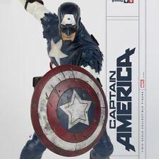 Marvel x ThreeA CAPTAIN AMERICA Retail 1/6 Action Figure Designed by Ashley Wood