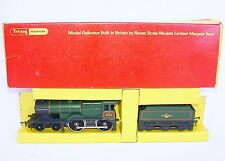 TRI-ANG Hornby OO BRITISH RAILWAYS 3P 4-4-0 STEAM LOCOMOTIVE & TENDER Boxed `68!