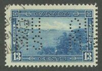 """CANADA B.O.B. 5-HOLE OHMS OA242 VF """"A"""""""