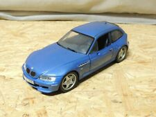 BMW M Coupe Z3 UT Models 1:18 blau Modellauto