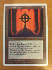 MTG 1x Tormod's Crypt Artifact Chronicles Magic the Gathering Card