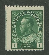 CANADA #131 MINT MISS CUT