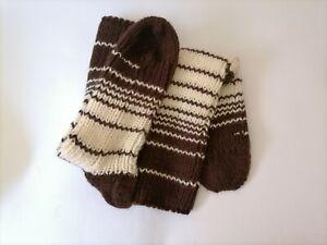 Alpaca Socks man US 10-11* Winter socks * 30% alpaca
