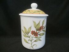 Royal Doulton - CINNABAR - Large Canister