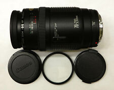 Mint Canon EF 70-210mm f4 Zoom Lens for all EOS film and digital cameras