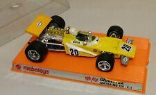 """MEBETOYS # 6670 Série """"grand prix"""" ~~ MATRA MS 120 Formule 1  ~~ 1/28"""