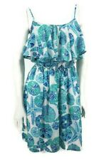 New Lilly Pulitzer for Target Dress Womens Small Blue Sand Dollars Sea Urchin