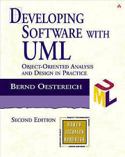 Developing Software with Uml: Object-Oriented Analysis and Design in-ExLibrary
