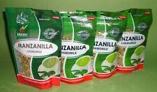 Manzanilla Hierba Te (Chamomile Herbs Tea) 4 Bags