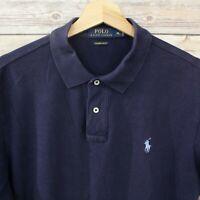Polo Ralph Lauren Mens blue Short Sleeve Shirt XL