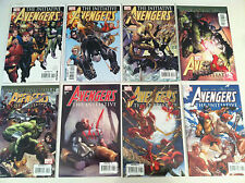 Avengers: The Initiative #1-30 SET NM + Special #1 and Dark Reign The List