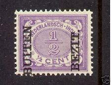 Ned-Indie 81 1/2ct buiten-bezit postfris luxe