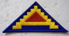 7th ARMY PATCH SSI U.S. ARMY - FULL COLOR:K7