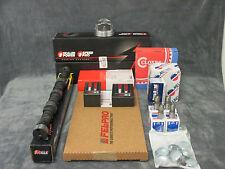 Ford 302 1983-86 Truck engine kit pistons gaskets rings bearings Habla Espanol