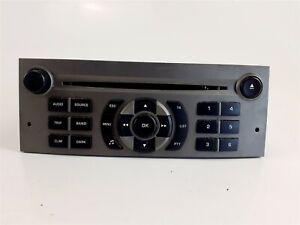 R2012 PEUGEOT CD RADIO 9650574977