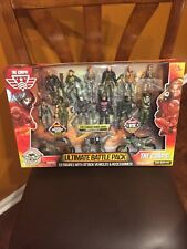 The Corps Ultimate Battle Pack Global Fighting Force 12 Figures Vehicles New
