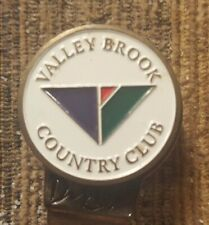 Valley Brook Country Club Magnetic Ball Mark