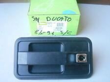 MANIGLIA DUCATO 1984 - 1994 VALEO Cod. 256108  Pulsante Cromato NUOVA