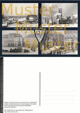 Maxi-A5-Postkarte Küstrin / Cüstrin Winteraufnahmen