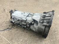 GEARBOX 6 SPEED MANUAL DIESEL H003 - BMW 1 3 5 Series M47n E46 E8x E9x E6x #1