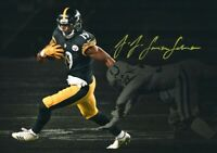 JuJu Smith-Schuster Steelers Signed Autographed 8X10 Photo REPRINT