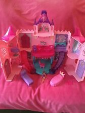 💗Barbie The Princess And The Pop star Mini Play House With Lights And Sounds💗