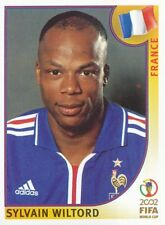 042 SYLVAIN WILTORD # FRANCE NEW STICKER WORLD CUP KOREA JAPAN 2002 PANINI