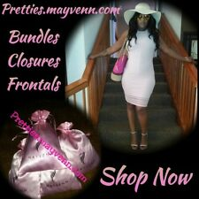 Bundles frontals & closures Available Online at Pretties.mayvenn.com.