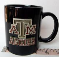 Texas A&M TAMU AGGIES pewter logo Coffee Mug